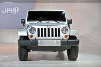 2011 Jeep Wrangler 70th Anniversary Edition image.