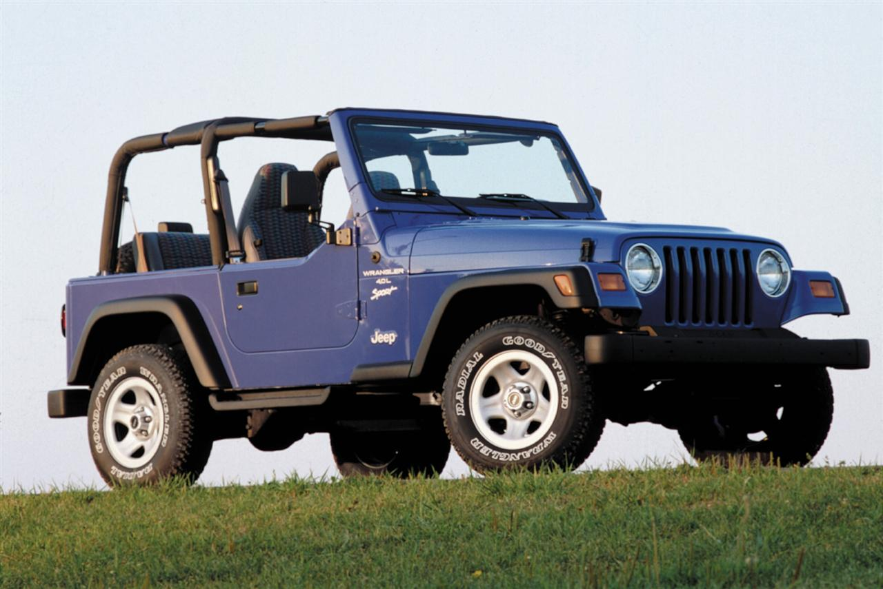 1997 Jeep Wrangler Image