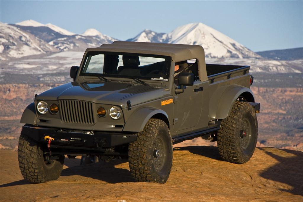 2010 Jeep Nukizer 715 Conceptcarz Com