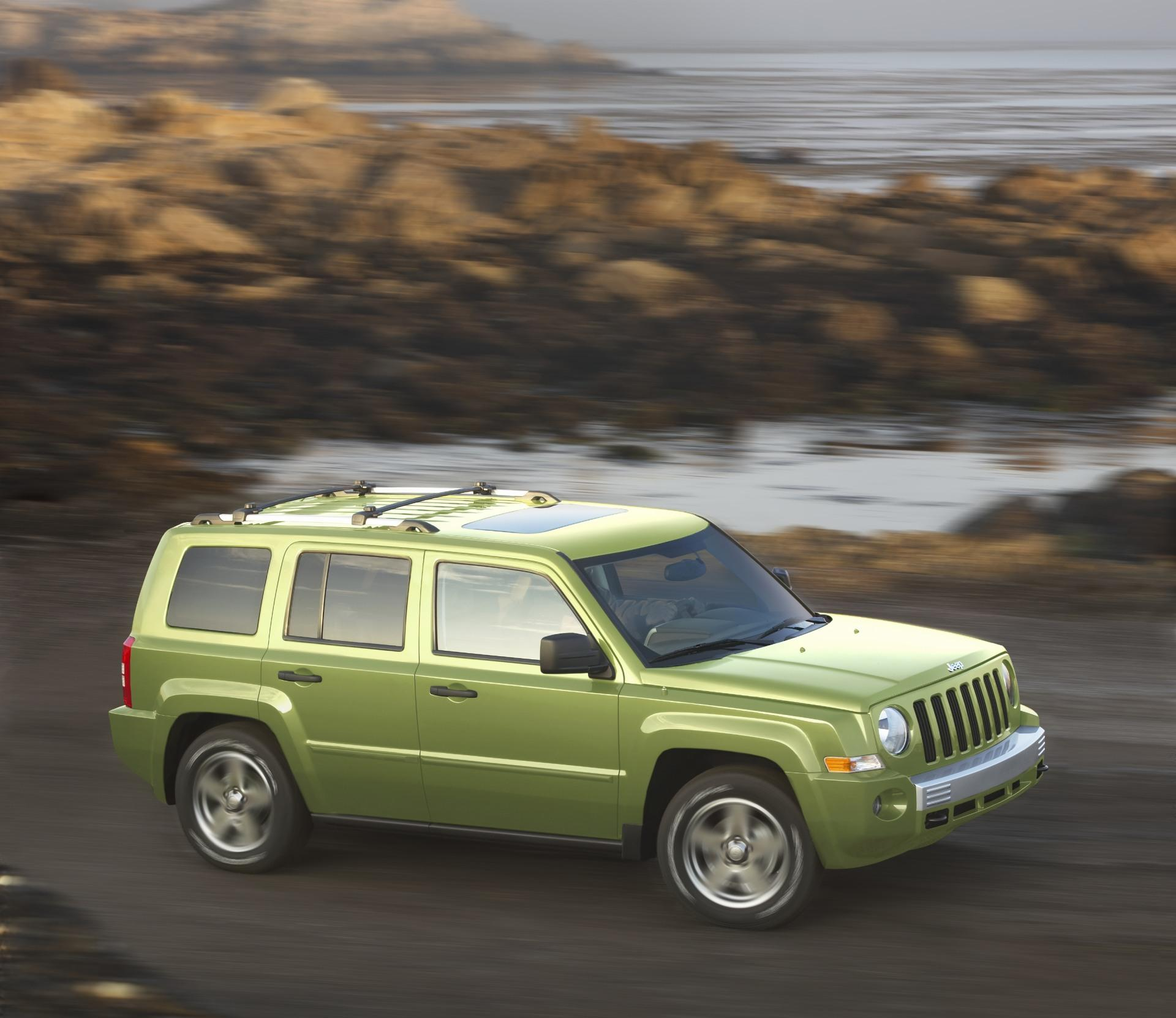 2010 Jeep Patriot Technical Specifications And Data