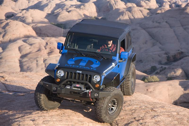 2010 Jeep The General