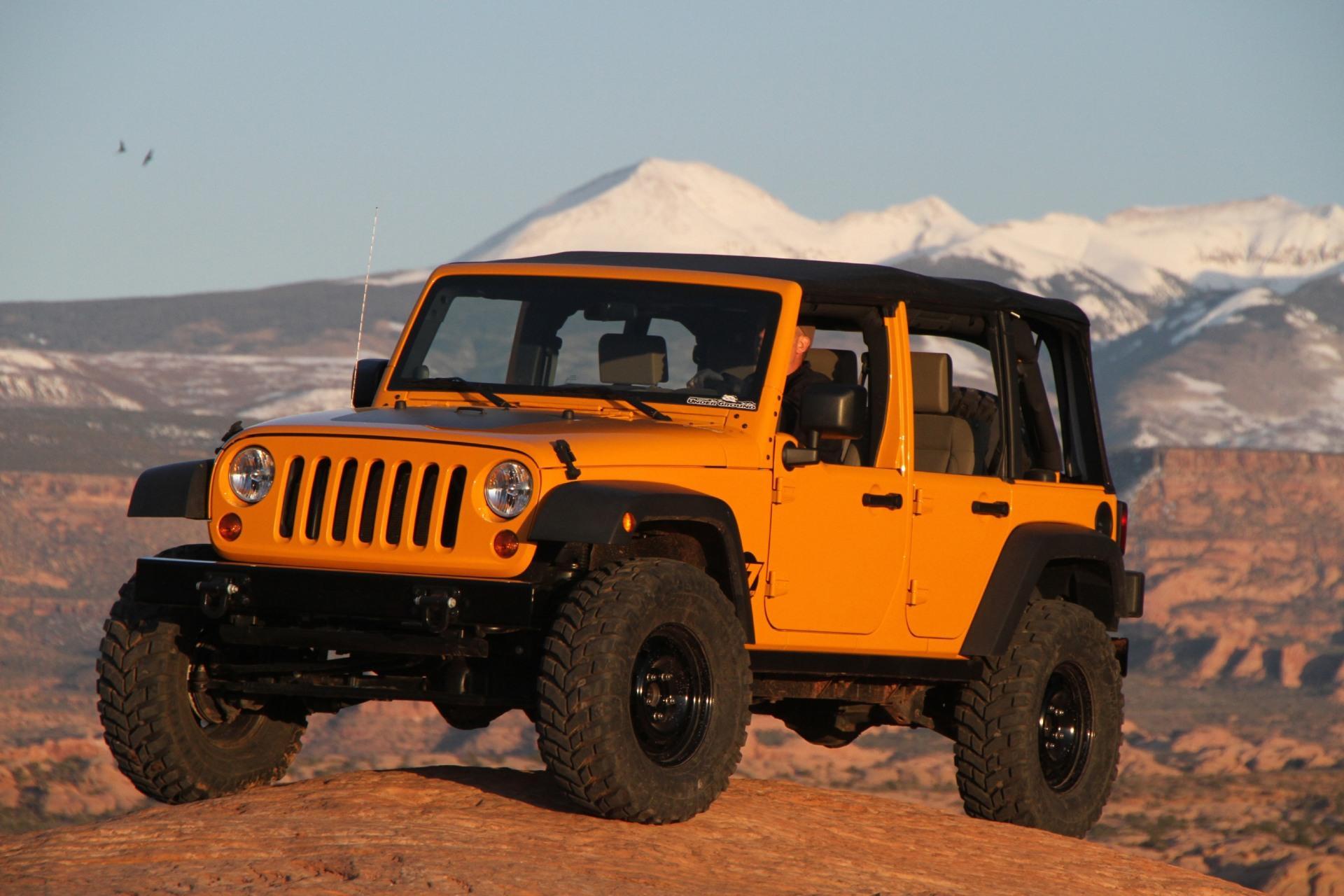 2010 Jeep Wrangler J7 Conceptcarz Com