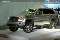 2011 Jeep Grand Cherokee image.