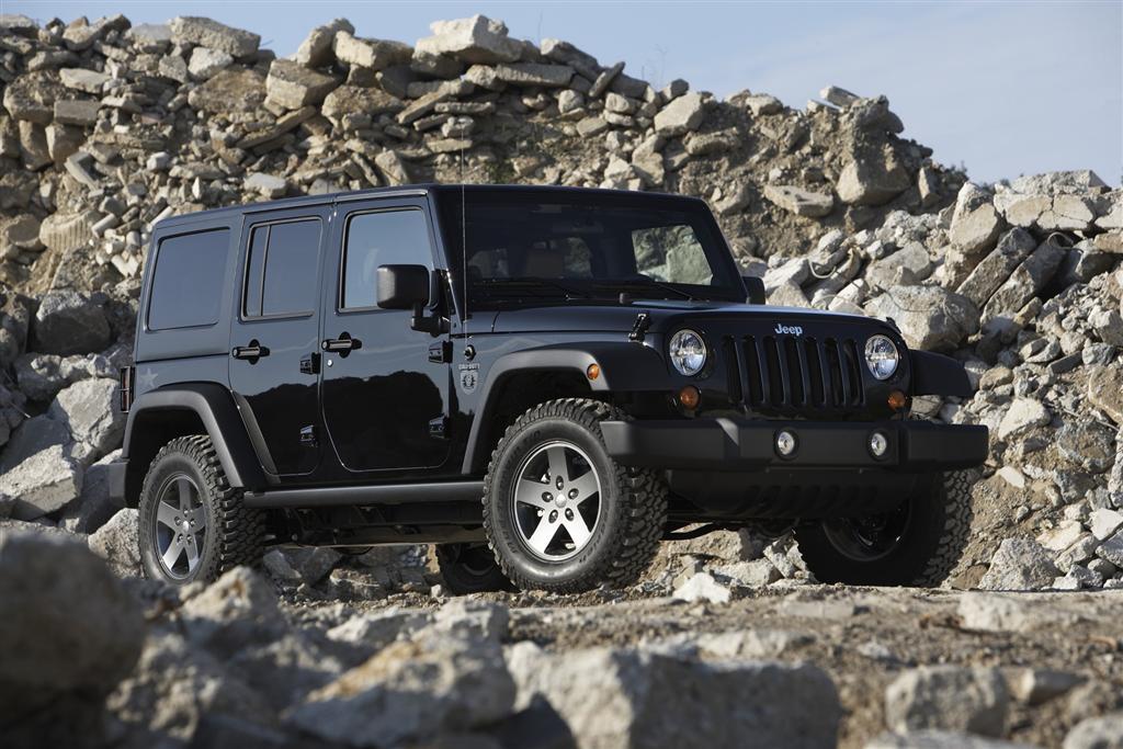 2011 Jeep Wrangler Black Ops Edition  conceptcarzcom