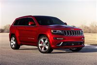 2015 Jeep Grand Cherokee SRT image.