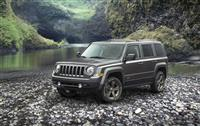 2017 Jeep Patriot image.