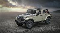 Jeep Wrangler Unlimited Rubicon Recon