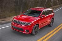 2018 Jeep Grand Cherokee Trackhawk image.