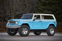 2015 Jeep Chief Concept image.