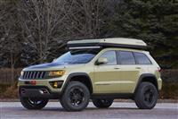 2015 Jeep Grand Cherokee Overlander image.