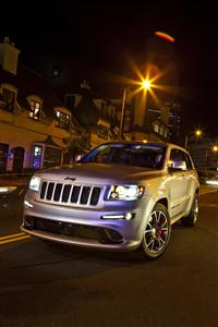 2012 Jeep Grand Cherokee SRT8 image.