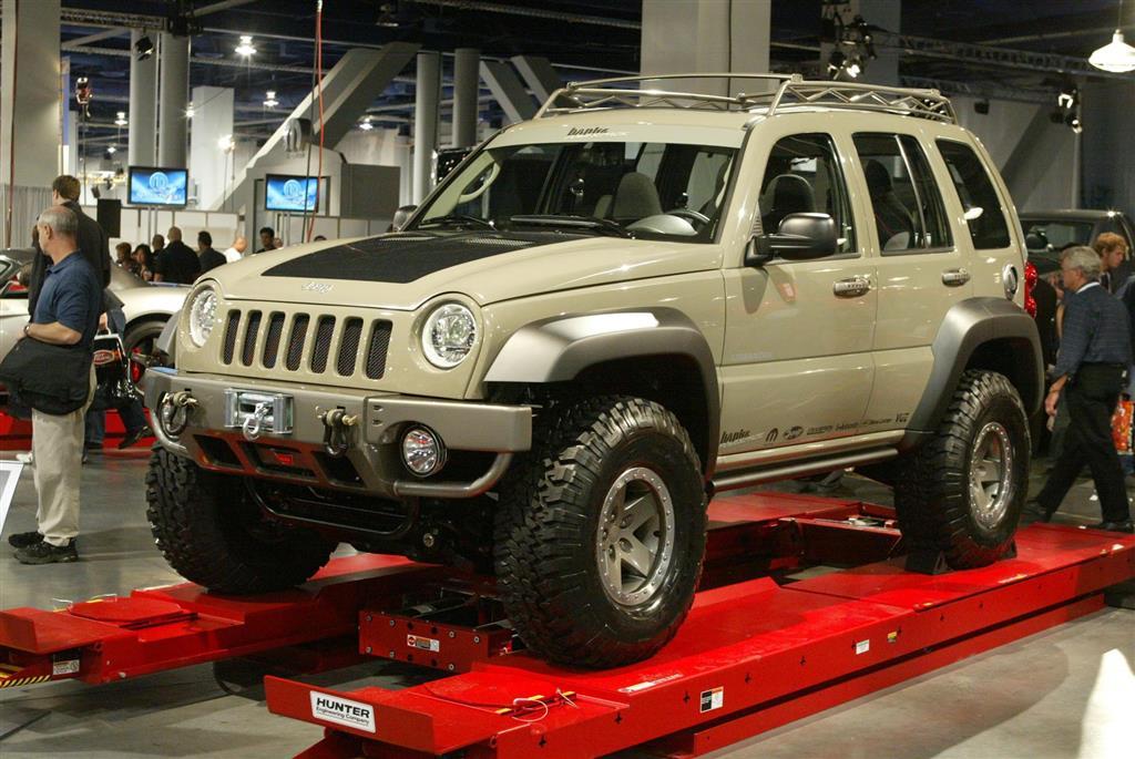 2004 Jeep Liberator Crd Conceptcarz Com