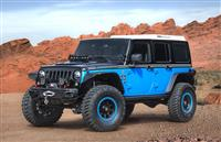 2017 Jeep Luminator Concept pictures and wallpaper