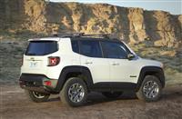 Jeep Renegade Commander Concept