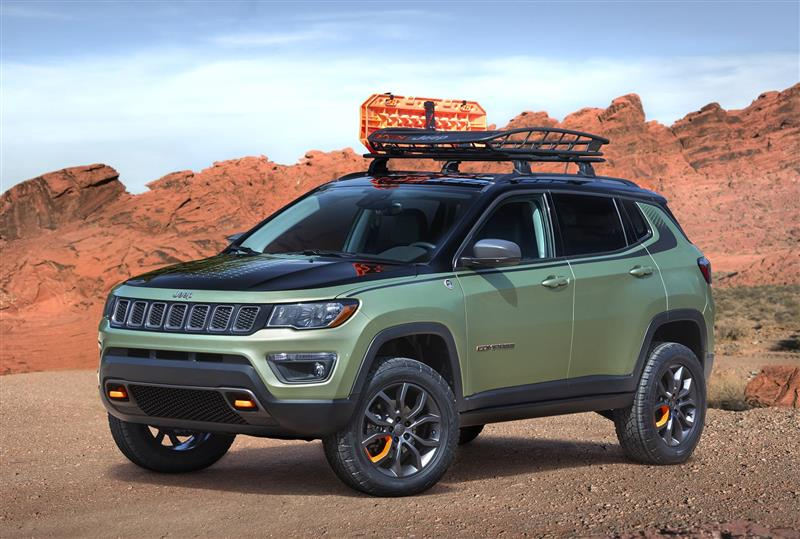 2017 Jeep Trailpass Concept pictures and wallpaper