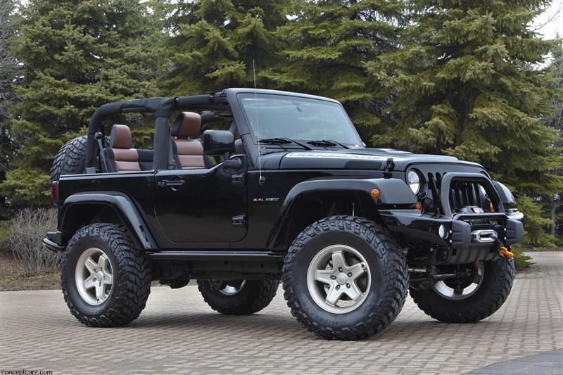 2011 Jeep Wrangler Renegade Image
