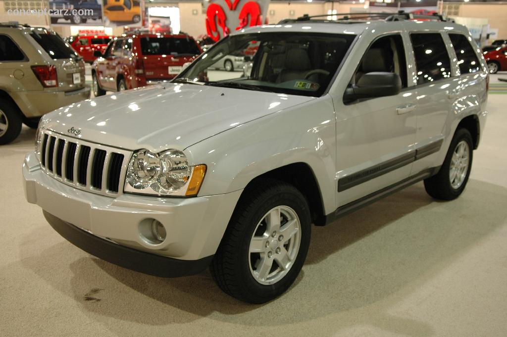 2006 jeep grand cherokee image. Cars Review. Best American Auto & Cars Review