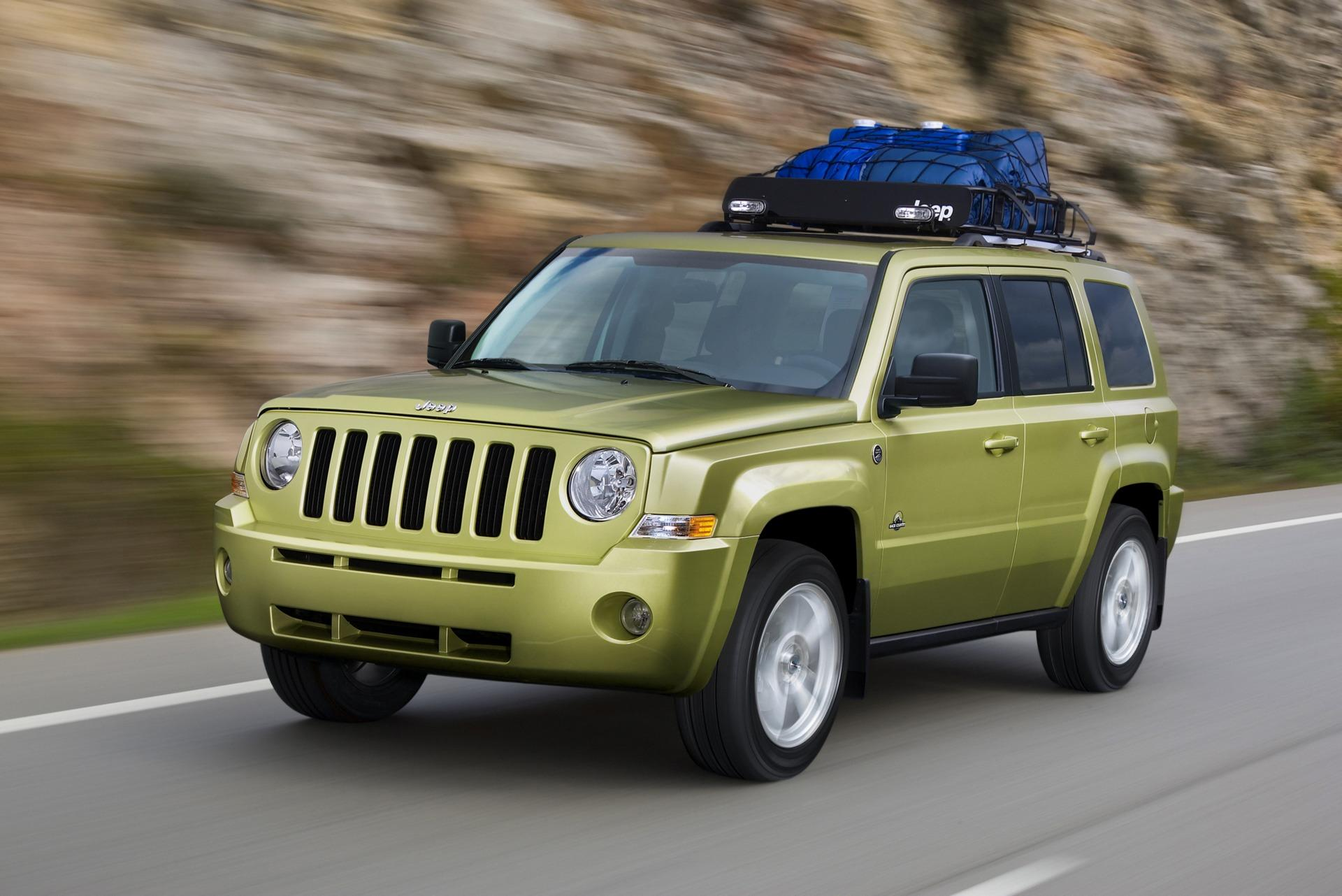 2009 Jeep Patriot Back Country Concept Conceptcarz Com