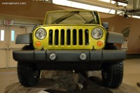 2007 Jeep Wrangler Unlimited image.