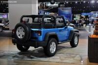 2010 Jeep Wrangler Islander Edition image.