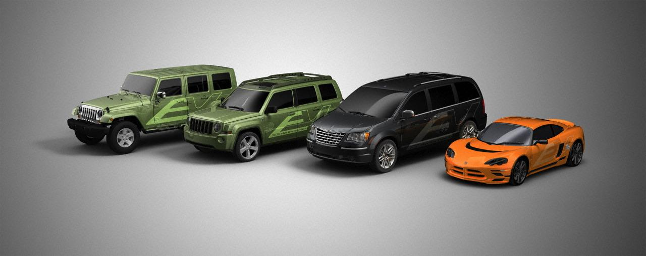 Patriot Auto Sales >> 2009 Jeep Patriot EV Concept - conceptcarz.com