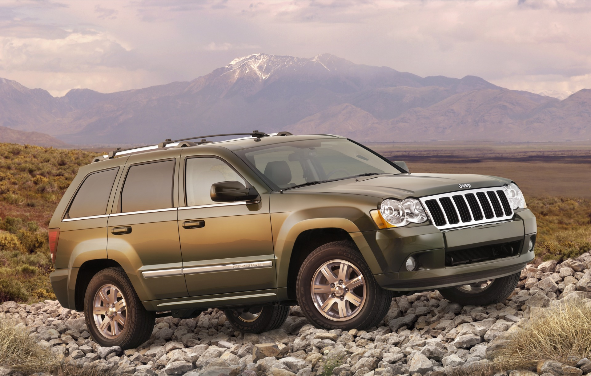 jeep grand cherokee picture - photo #40