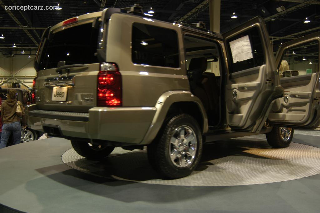 2006 Jeep Commander Image