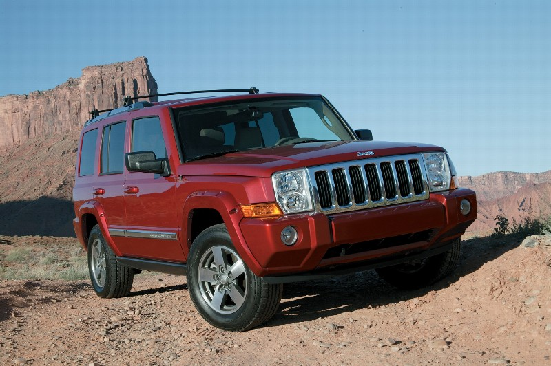 2007 Jeep Commander Image