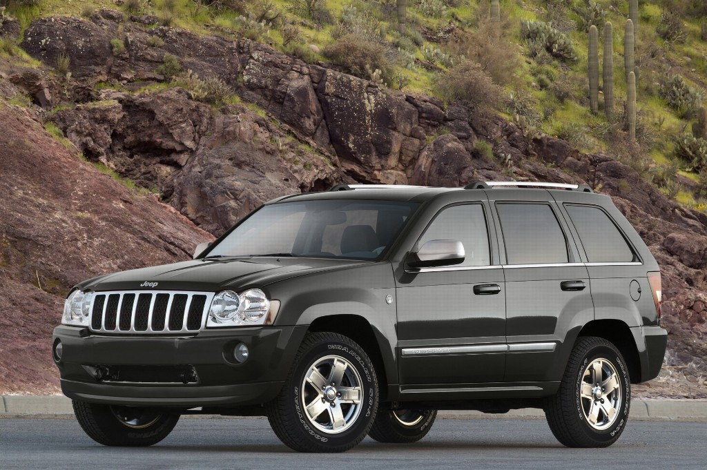 2007 Jeep Grand Cherokee History Value