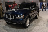 2004 Jeep Grand Cherokee image.