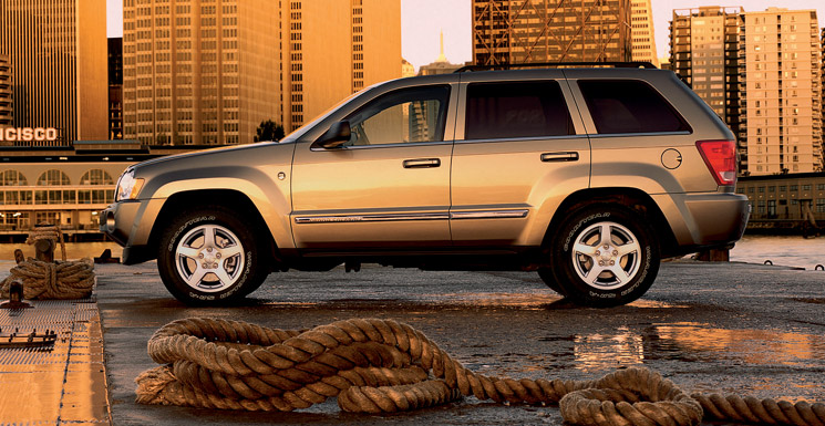 2006 jeep grand cherokee pictures history value. Black Bedroom Furniture Sets. Home Design Ideas