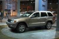2005 Jeep Grand Cherokee image.