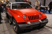1998 Jeep Jeepster Concept image.