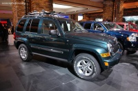 2006 Jeep Liberty image.