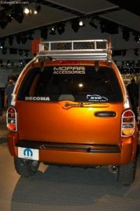 2003 Jeep Liberty Muscle image.