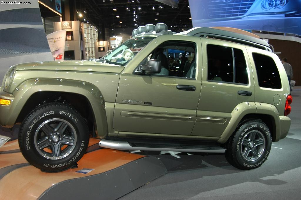 Jeep Jeep Auto Shows Concept Vehicles Jeep Trailhawk