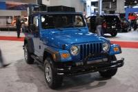 2003 Jeep Wrangler image.