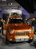 2003 Jeep Liberty Muscle image.