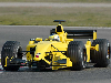 2002 Jordan Formula 1 Season