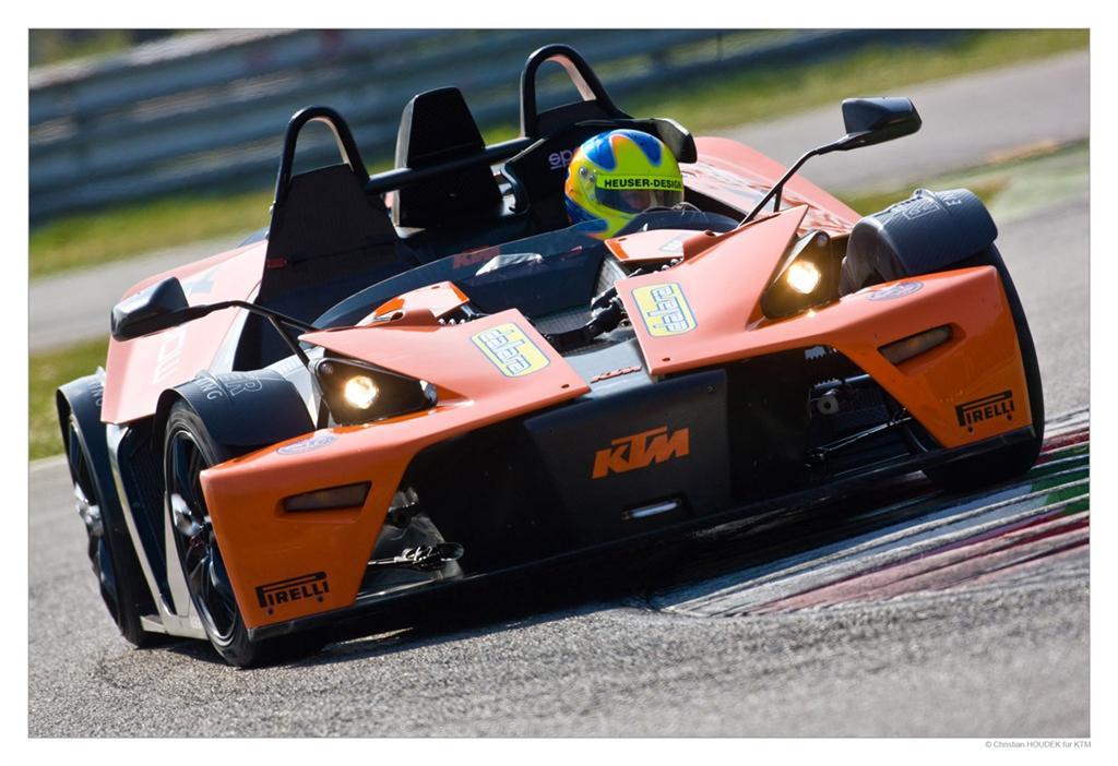 Ktm >> 2007 KTM X-Bow Image