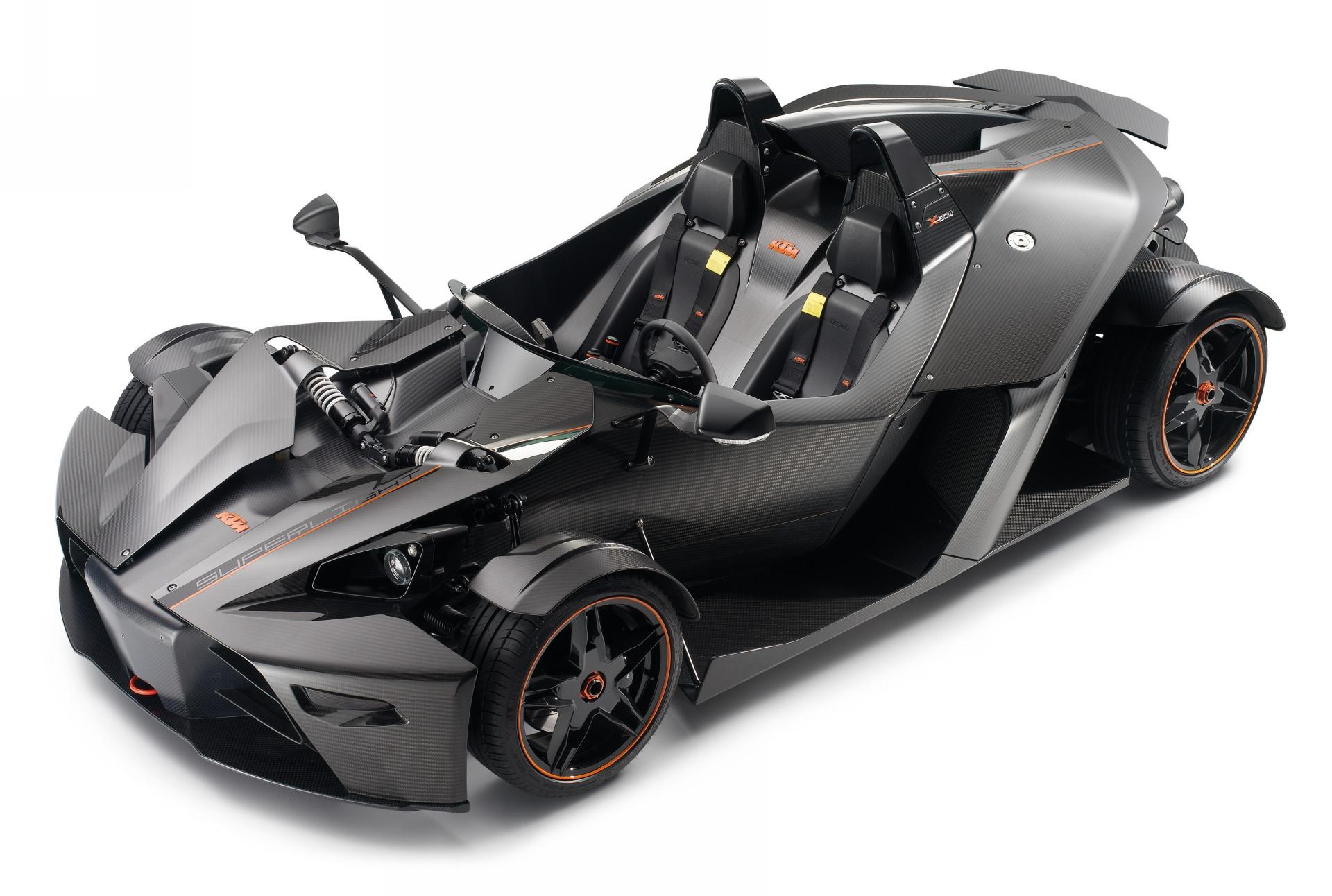 2009 ktm x bow superlight - X bow ktm ...