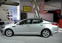 2011 Kia Optima image.
