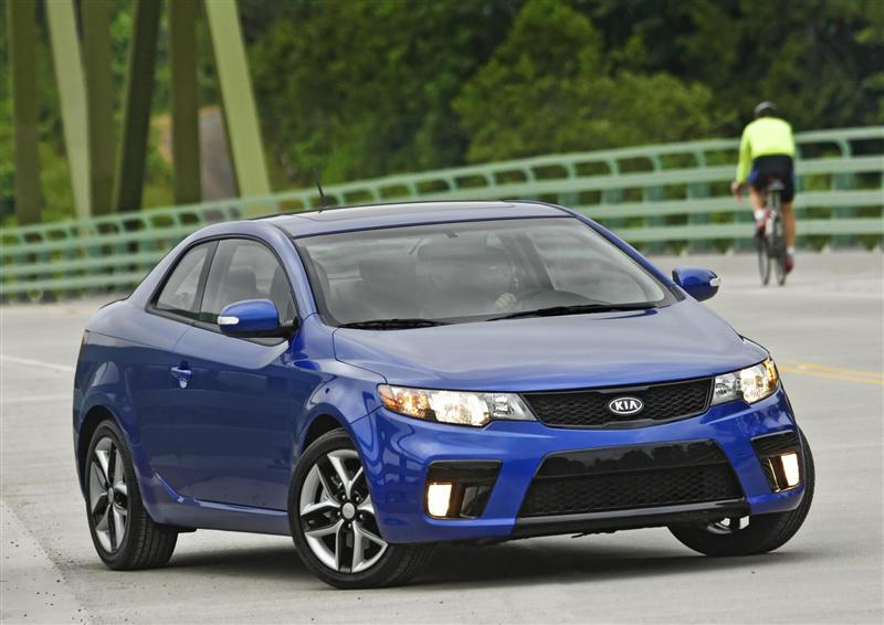 2009 Kia Koup Concept Car Pictures