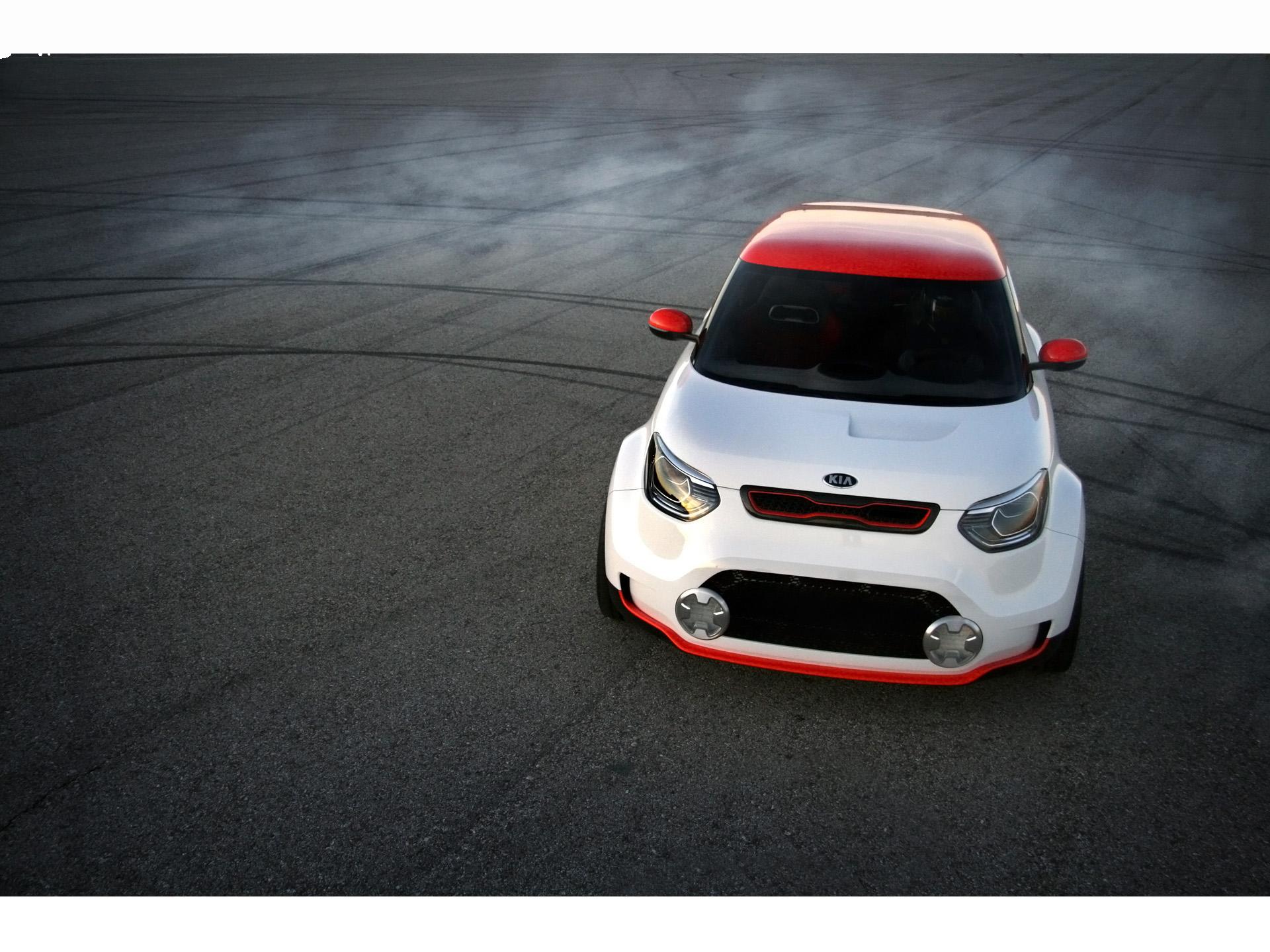 2012 Kia Trackster Concept Image