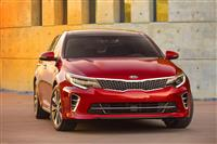 Kia Optima Monthly Sales