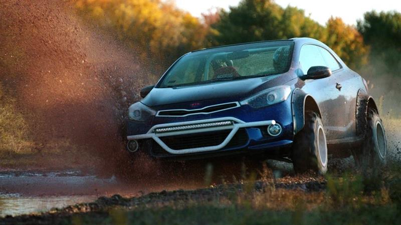 2015 Kia Forte Koup Mud Bogger pictures and wallpaper