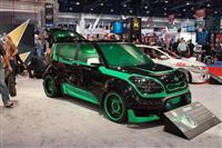 Kia Green Lantern-Inspired Soul