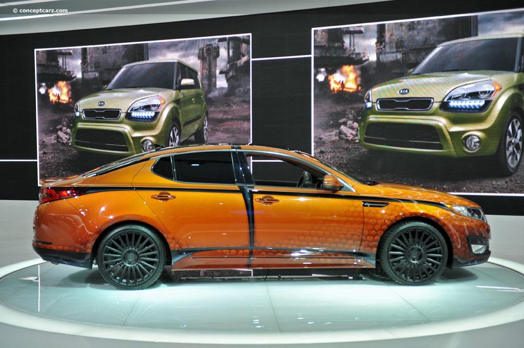 West Coast Auto Sales >> 2012 West Coast Customs Optima Hybrid - conceptcarz.com