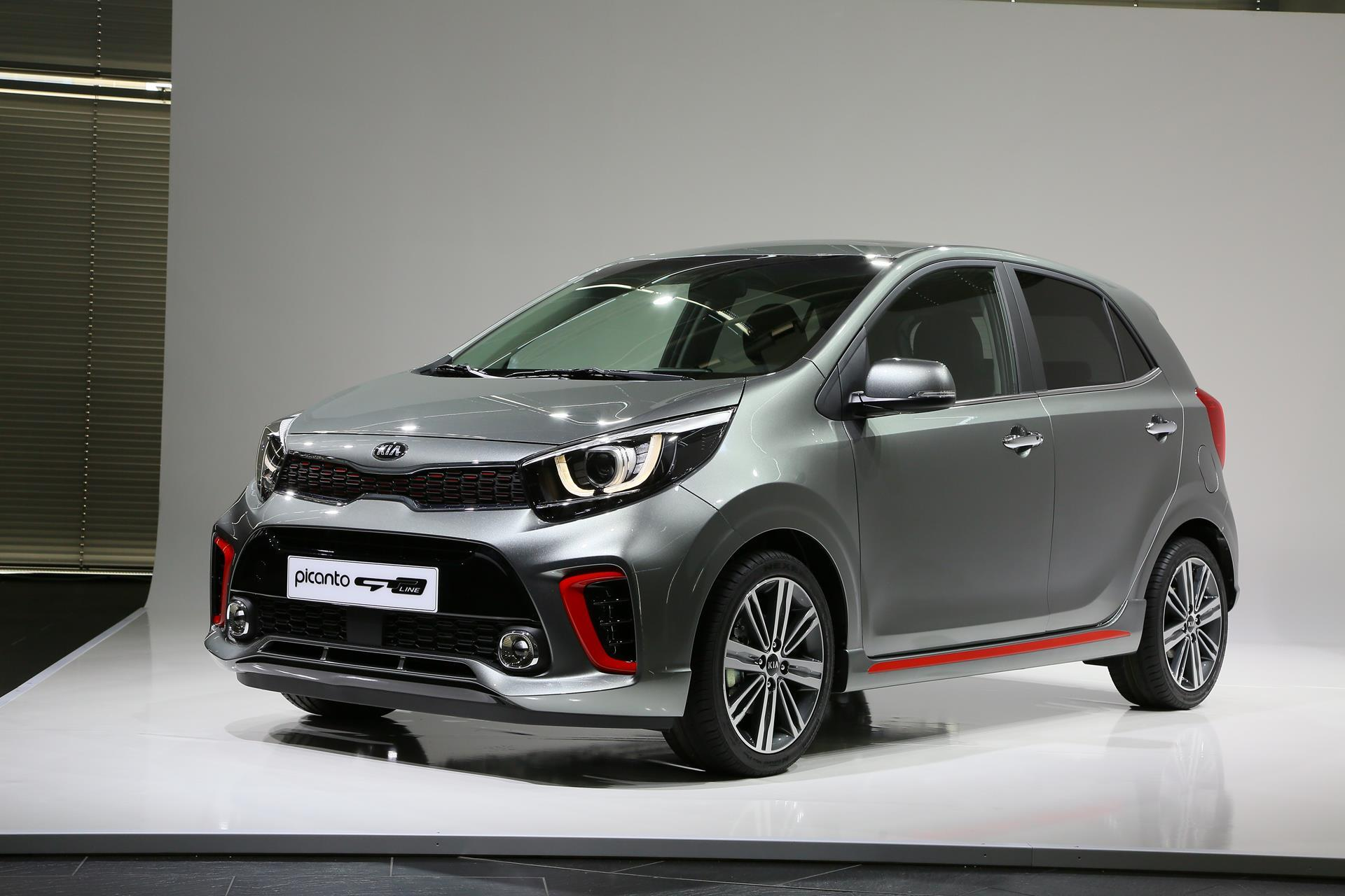 2017 kia picanto gt. Black Bedroom Furniture Sets. Home Design Ideas
