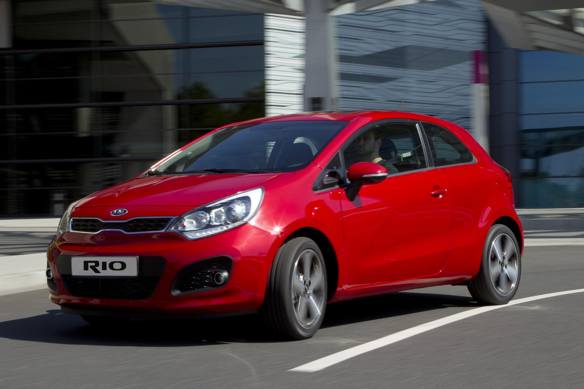 2012 kia rio 3 door technical specifications and data engine dimensions and mechanical details. Black Bedroom Furniture Sets. Home Design Ideas